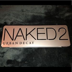 Urban decay naked 2 pallette. Unused.